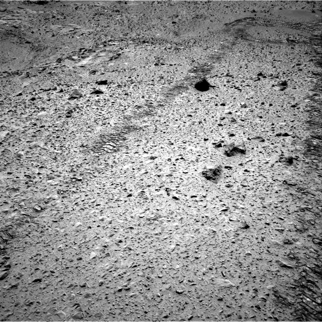 Nasa's Mars rover Curiosity acquired this image using its Right Navigation Camera on Sol 563, at drive 1482, site number 28