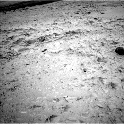 Nasa's Mars rover Curiosity acquired this image using its Left Navigation Camera on Sol 564, at drive 72, site number 29