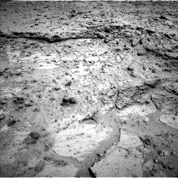 Nasa's Mars rover Curiosity acquired this image using its Left Navigation Camera on Sol 564, at drive 168, site number 29