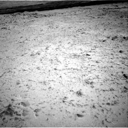 Nasa's Mars rover Curiosity acquired this image using its Right Navigation Camera on Sol 564, at drive 36, site number 29
