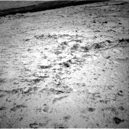 Nasa's Mars rover Curiosity acquired this image using its Right Navigation Camera on Sol 564, at drive 54, site number 29