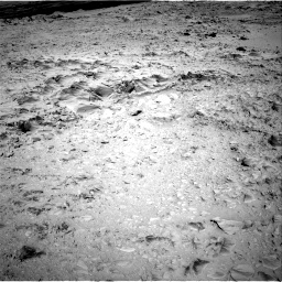 Nasa's Mars rover Curiosity acquired this image using its Right Navigation Camera on Sol 564, at drive 66, site number 29