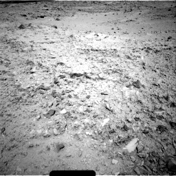 Nasa's Mars rover Curiosity acquired this image using its Right Navigation Camera on Sol 564, at drive 102, site number 29