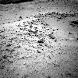Nasa's Mars rover Curiosity acquired this image using its Right Navigation Camera on Sol 564, at drive 132, site number 29