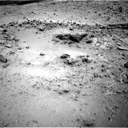 Nasa's Mars rover Curiosity acquired this image using its Right Navigation Camera on Sol 564, at drive 144, site number 29