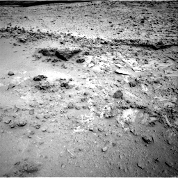 Nasa's Mars rover Curiosity acquired this image using its Right Navigation Camera on Sol 564, at drive 150, site number 29