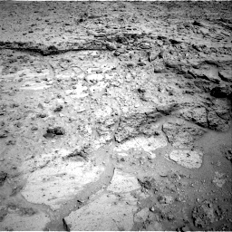 Nasa's Mars rover Curiosity acquired this image using its Right Navigation Camera on Sol 564, at drive 168, site number 29