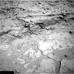Nasa's Mars rover Curiosity acquired this image using its Right Navigation Camera on Sol 564, at drive 180, site number 29