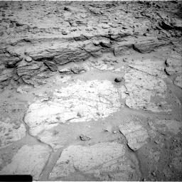 Nasa's Mars rover Curiosity acquired this image using its Right Navigation Camera on Sol 564, at drive 186, site number 29