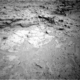 Nasa's Mars rover Curiosity acquired this image using its Right Navigation Camera on Sol 564, at drive 198, site number 29