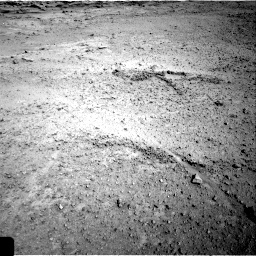 Nasa's Mars rover Curiosity acquired this image using its Right Navigation Camera on Sol 564, at drive 276, site number 29
