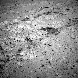 Nasa's Mars rover Curiosity acquired this image using its Left Navigation Camera on Sol 565, at drive 316, site number 29