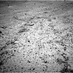 Nasa's Mars rover Curiosity acquired this image using its Left Navigation Camera on Sol 565, at drive 382, site number 29