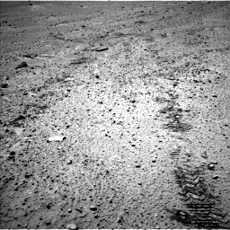 Nasa's Mars rover Curiosity acquired this image using its Left Navigation Camera on Sol 565, at drive 394, site number 29