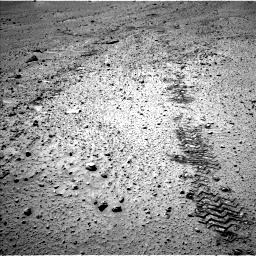 Nasa's Mars rover Curiosity acquired this image using its Left Navigation Camera on Sol 565, at drive 400, site number 29