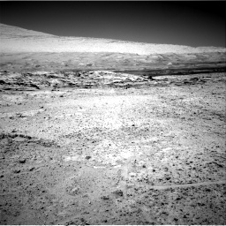 Nasa's Mars rover Curiosity acquired this image using its Right Navigation Camera on Sol 565, at drive 298, site number 29
