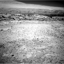 Nasa's Mars rover Curiosity acquired this image using its Right Navigation Camera on Sol 565, at drive 304, site number 29