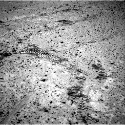 Nasa's Mars rover Curiosity acquired this image using its Right Navigation Camera on Sol 565, at drive 340, site number 29