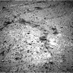 Nasa's Mars rover Curiosity acquired this image using its Right Navigation Camera on Sol 565, at drive 346, site number 29
