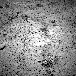 Nasa's Mars rover Curiosity acquired this image using its Right Navigation Camera on Sol 565, at drive 352, site number 29