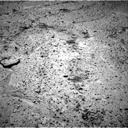 Nasa's Mars rover Curiosity acquired this image using its Right Navigation Camera on Sol 565, at drive 358, site number 29