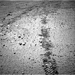 Nasa's Mars rover Curiosity acquired this image using its Right Navigation Camera on Sol 565, at drive 406, site number 29