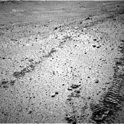 Nasa's Mars rover Curiosity acquired this image using its Right Navigation Camera on Sol 565, at drive 430, site number 29