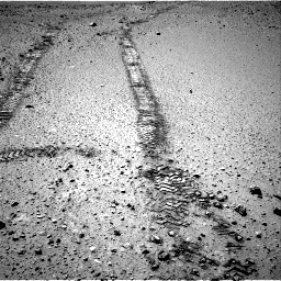 Nasa's Mars rover Curiosity acquired this image using its Right Navigation Camera on Sol 565, at drive 514, site number 29