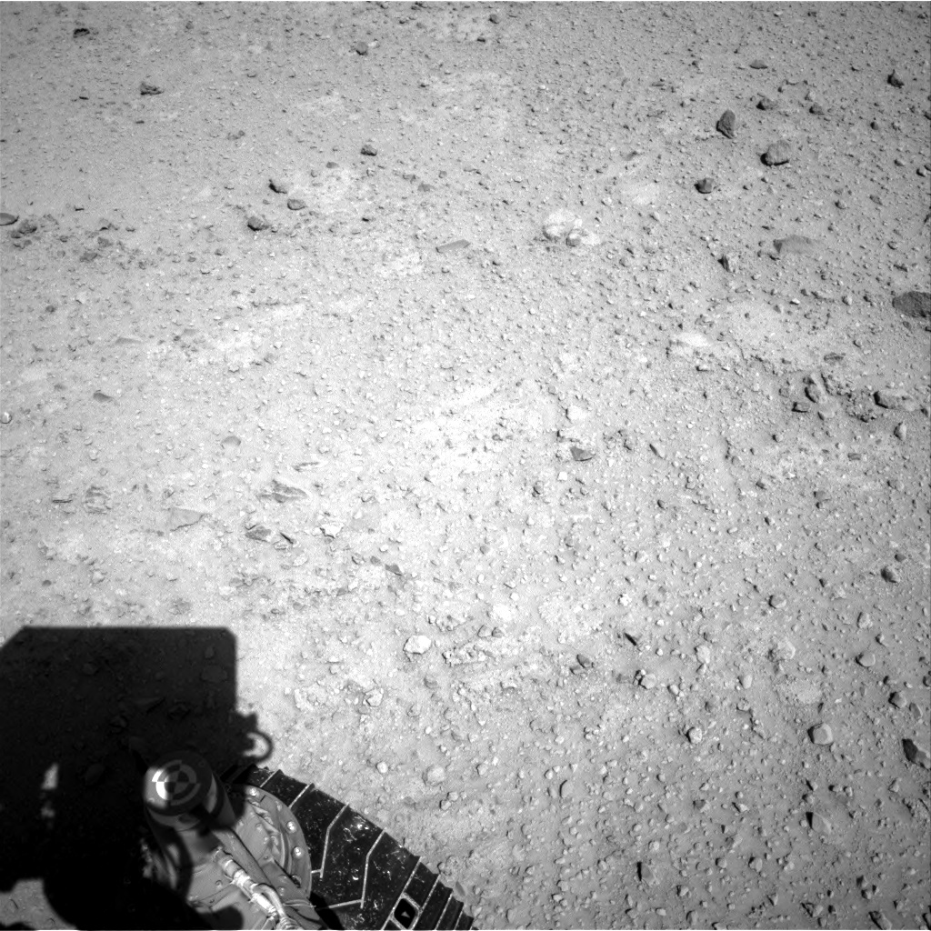 Nasa's Mars rover Curiosity acquired this image using its Right Navigation Camera on Sol 565, at drive 536, site number 29