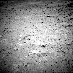 Nasa's Mars rover Curiosity acquired this image using its Left Navigation Camera on Sol 566, at drive 536, site number 29