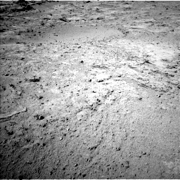 Nasa's Mars rover Curiosity acquired this image using its Left Navigation Camera on Sol 568, at drive 638, site number 29