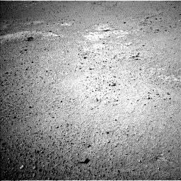 Nasa's Mars rover Curiosity acquired this image using its Left Navigation Camera on Sol 568, at drive 806, site number 29