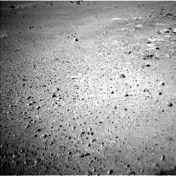 Nasa's Mars rover Curiosity acquired this image using its Left Navigation Camera on Sol 568, at drive 1004, site number 29