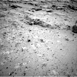 Nasa's Mars rover Curiosity acquired this image using its Right Navigation Camera on Sol 568, at drive 572, site number 29