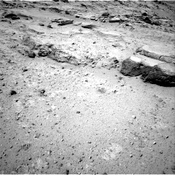 Nasa's Mars rover Curiosity acquired this image using its Right Navigation Camera on Sol 568, at drive 578, site number 29
