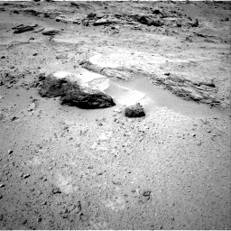 Nasa's Mars rover Curiosity acquired this image using its Right Navigation Camera on Sol 568, at drive 590, site number 29