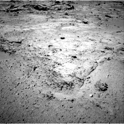 Nasa's Mars rover Curiosity acquired this image using its Right Navigation Camera on Sol 568, at drive 608, site number 29