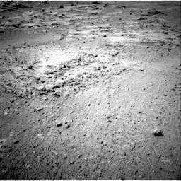 Nasa's Mars rover Curiosity acquired this image using its Right Navigation Camera on Sol 568, at drive 650, site number 29