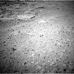 Nasa's Mars rover Curiosity acquired this image using its Right Navigation Camera on Sol 568, at drive 674, site number 29