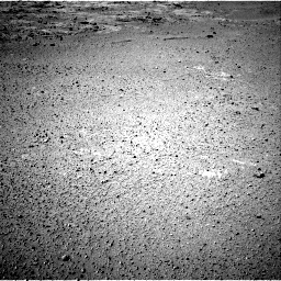 Nasa's Mars rover Curiosity acquired this image using its Right Navigation Camera on Sol 568, at drive 734, site number 29
