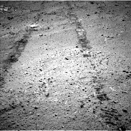 Nasa's Mars rover Curiosity acquired this image using its Left Navigation Camera on Sol 569, at drive 1218, site number 29