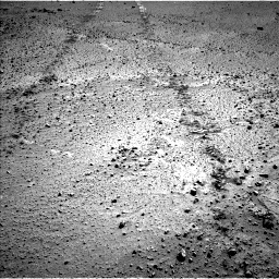 Nasa's Mars rover Curiosity acquired this image using its Left Navigation Camera on Sol 569, at drive 1434, site number 29