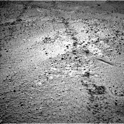 Nasa's Mars rover Curiosity acquired this image using its Left Navigation Camera on Sol 569, at drive 1446, site number 29