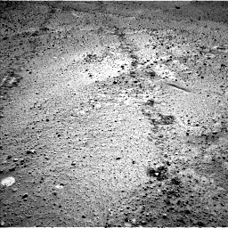 Nasa's Mars rover Curiosity acquired this image using its Left Navigation Camera on Sol 569, at drive 1452, site number 29