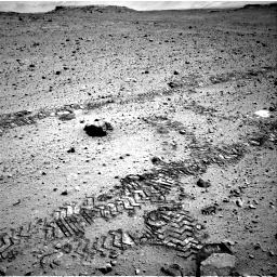 Nasa's Mars rover Curiosity acquired this image using its Right Navigation Camera on Sol 569, at drive 1056, site number 29