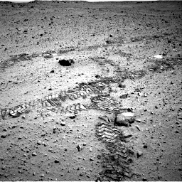 Nasa's Mars rover Curiosity acquired this image using its Right Navigation Camera on Sol 569, at drive 1062, site number 29