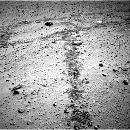 Nasa's Mars rover Curiosity acquired this image using its Right Navigation Camera on Sol 569, at drive 1074, site number 29