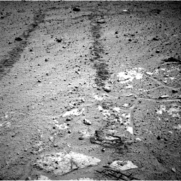 Nasa's Mars rover Curiosity acquired this image using its Right Navigation Camera on Sol 569, at drive 1098, site number 29