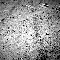 Nasa's Mars rover Curiosity acquired this image using its Right Navigation Camera on Sol 569, at drive 1152, site number 29