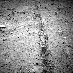 Nasa's Mars rover Curiosity acquired this image using its Right Navigation Camera on Sol 569, at drive 1200, site number 29